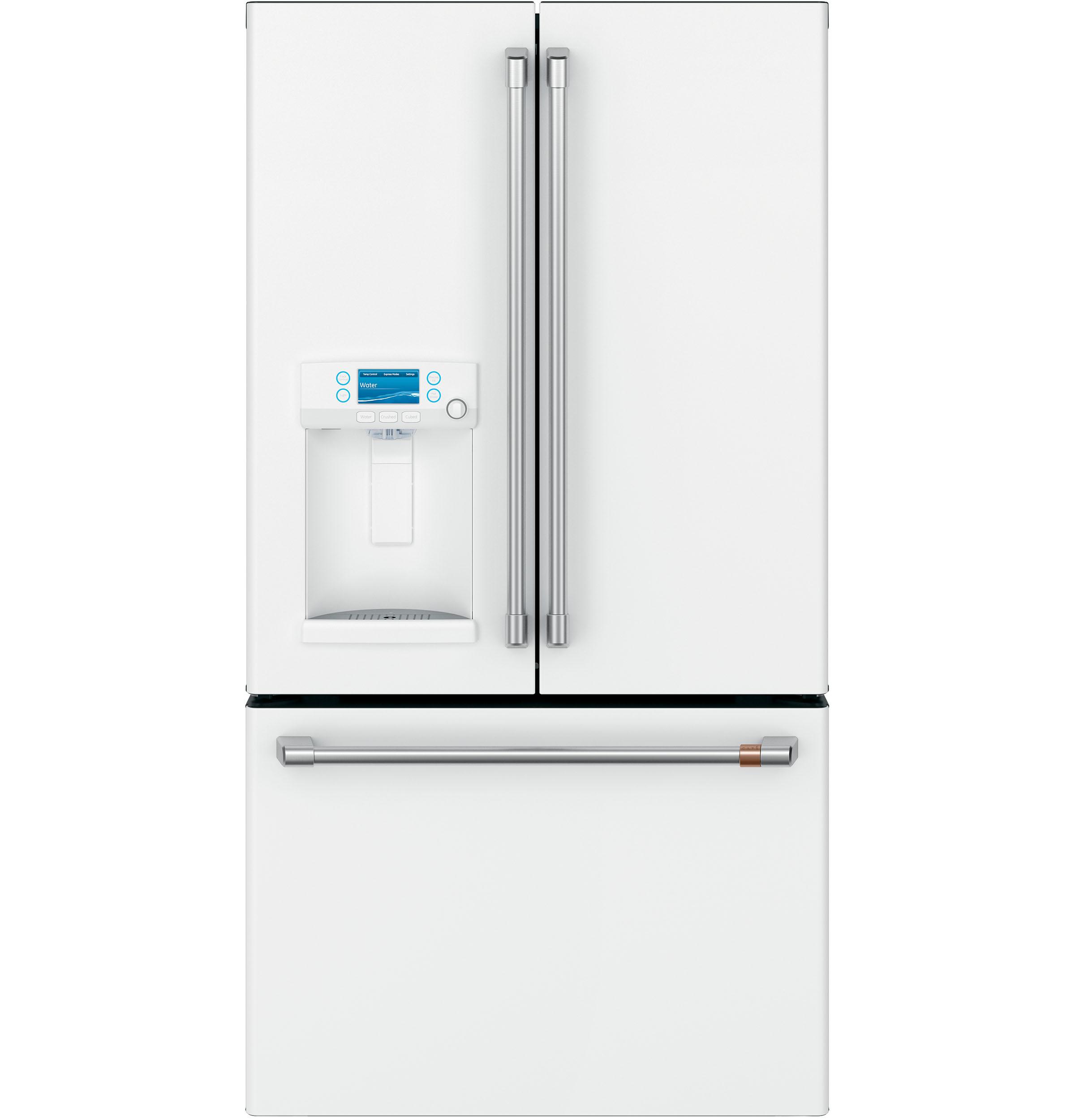 Model: CXLB3H3PMSS   Cafe Café™ Refrigeration Handle Kit - Brushed Stainless