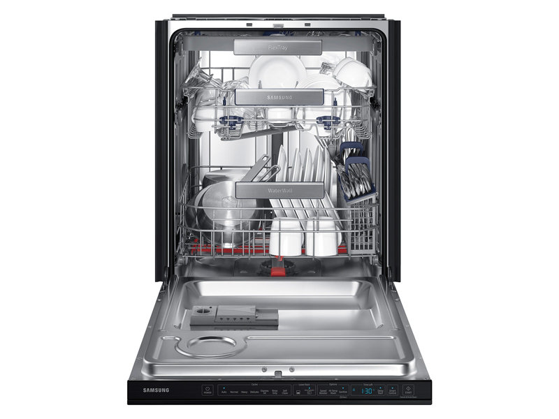 Top Control Dishwasher with Flextray™