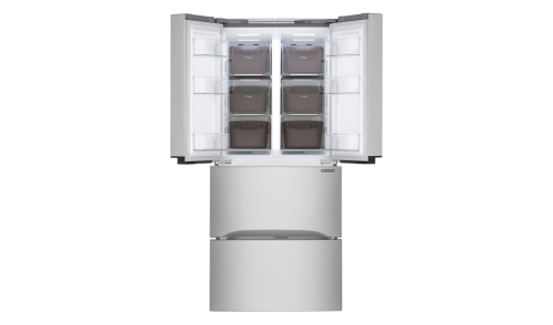 Model: LMNS14420V | LG 14.3 cu. ft. Kimchi/Specialty Food French Door Refrigerator
