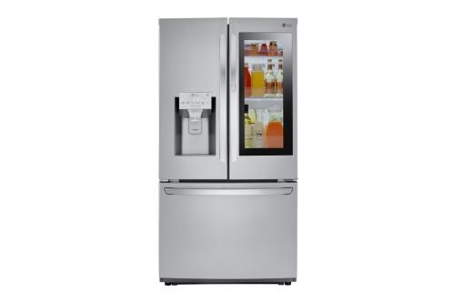 LG 26 cu. ft. Smart wi-fi Enabled InstaView™ Door-in-Door® Refrigerator