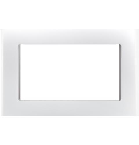 "Cafe Optional 30"" Built-In Trim- White"