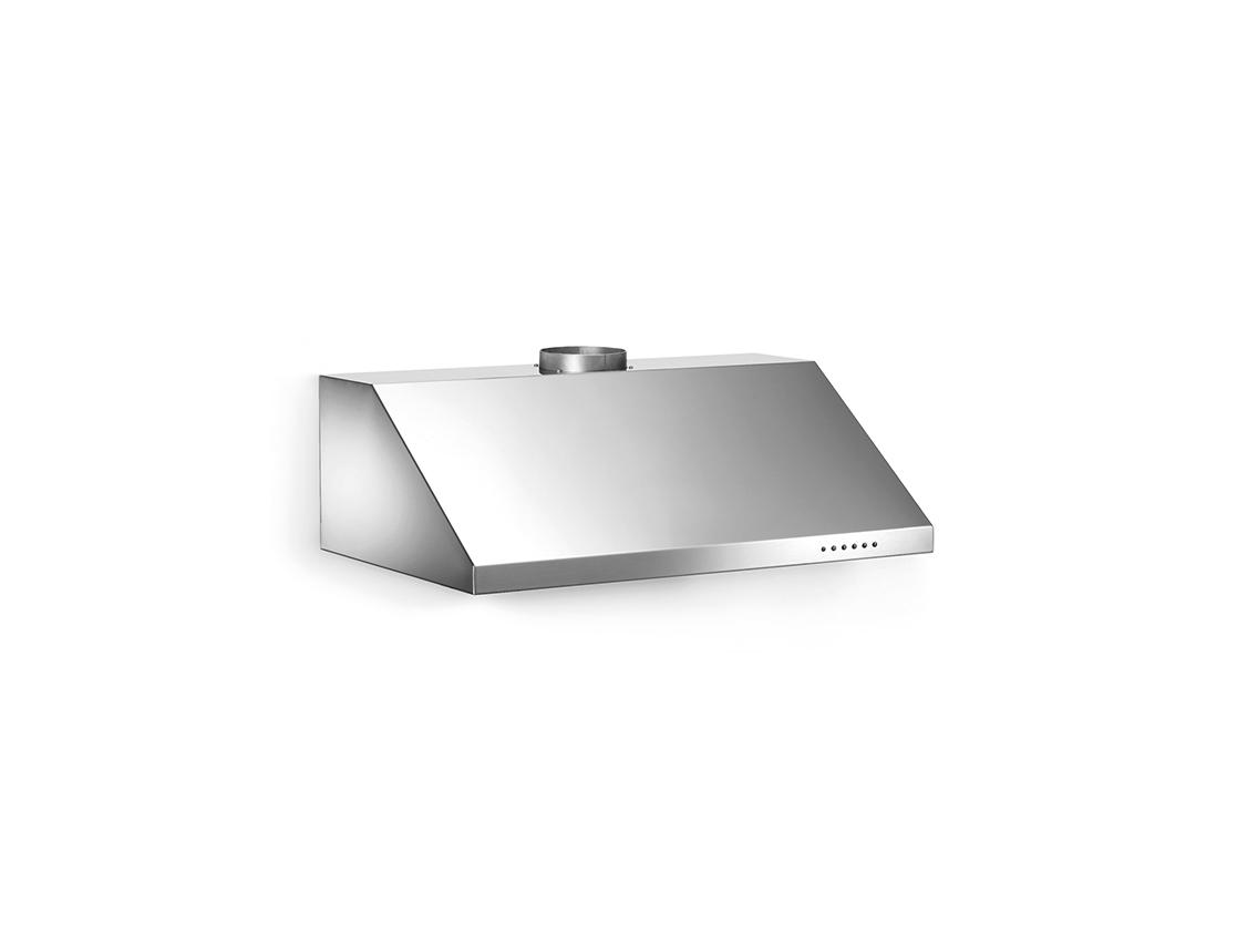 "Model: KU30PRO1X14 | Bertazzoni 30"" Canopy hood - 1 motor - 600 CFM"