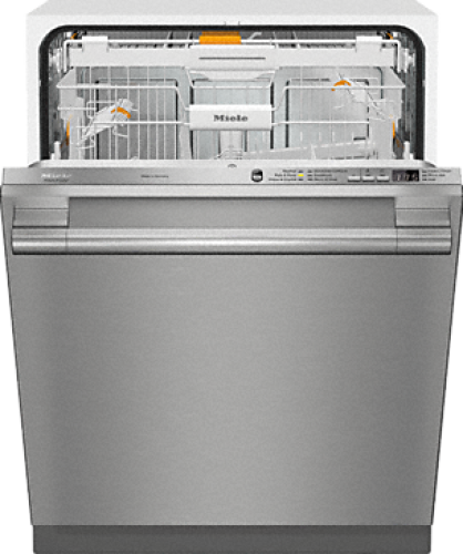 Miele Crystal Dishwasher - Pre-Finished Fully Integrated
