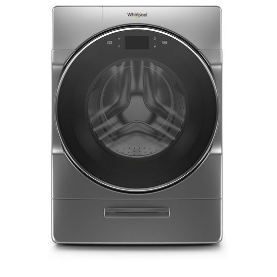 4.5 cu.ft Smart Front Load All-in-One Washer and Dryer with Load & Go™ XL Plus Dispenser, 40 Loads