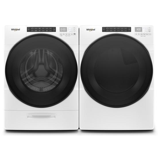 4.5 cu.ft Closet Depth Front Load Washer with Load & Go™ XL Dispenser, 40 Loads