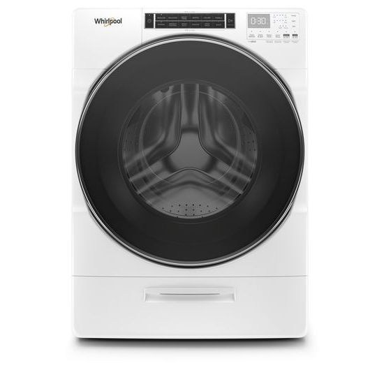 5.0 cu.ft. Front Load Washer with Load & Go™ XL Dispenser, 40 Loads