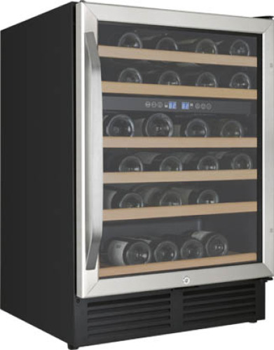 "Avanti 24"" Wide Built-In Dual Zone Wine Chiller"