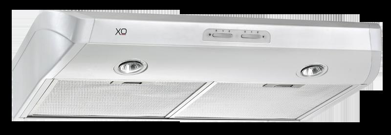 "XO Ventilation 350 CFM 60"" Under Cabinet Range Hood White"