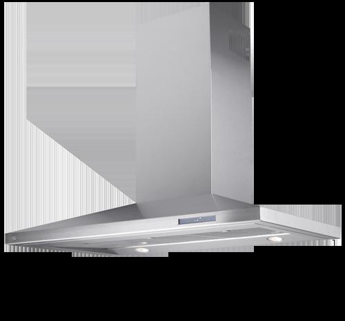 "XO Appliances 600 CFM 30"" Slim Profile Wall Mount Chimney Hood"