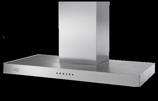 "XO Appliances 600 CFM 30"" Sleek Contemporary Italian Made Wall Mount Hood Stainless"