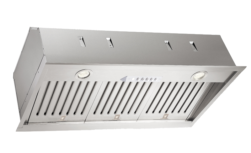"""XO Appliances 395 CFM 33"""" Insert For Custom Built Hood Italian Made Stainless"""