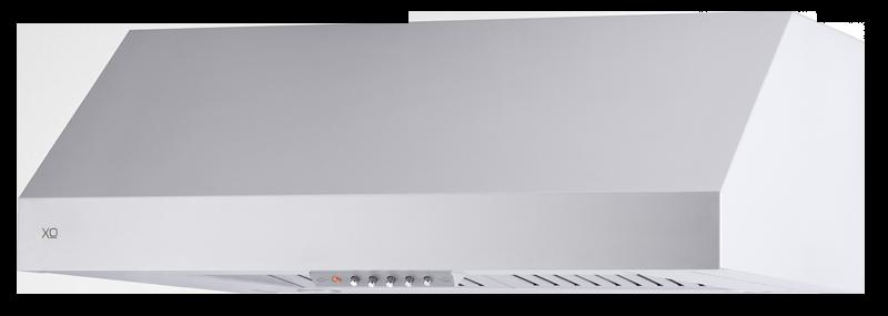 "XO Appliances 395 CFM 36"" Under Cabinet Make Up Air Compliant Pro Style Hood"