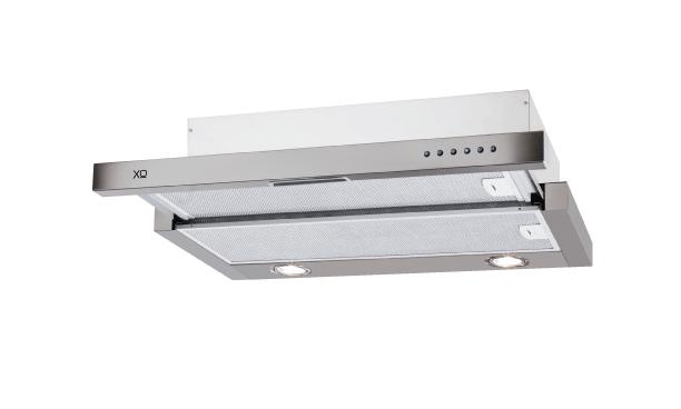 "XO Appliances 395 CFM 30"" Under Cabinet Glide Out Visor Make Up Air Compliant"