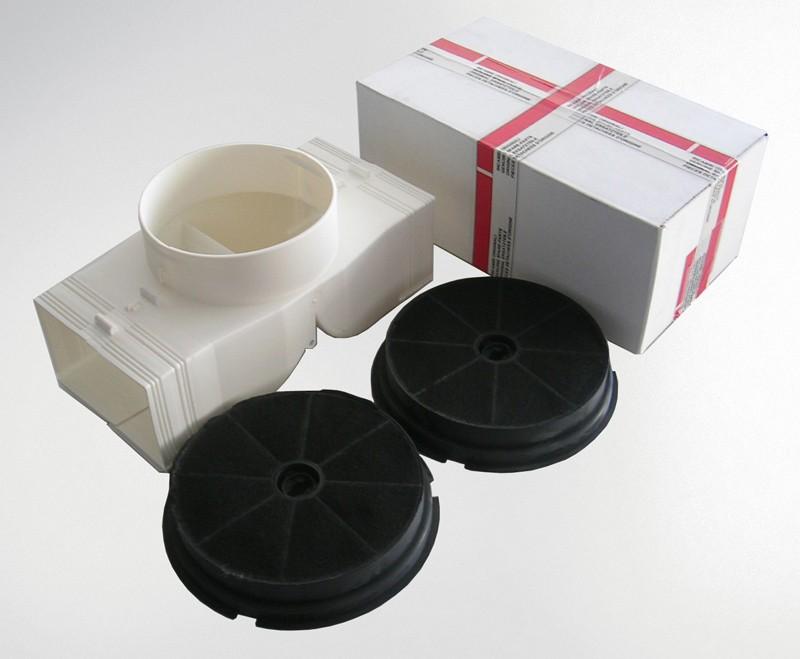 XO Ventilation Recirculation Kit Fits XOB,XOI21,XOI27,XOI33,XOI3315, XOP