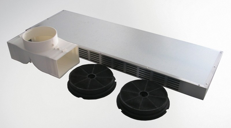 "Model: XORFK08 | XO Appliances Recirculation Kit Fits XOT1836,XOT36 (adds 2 1/4"" to height)"