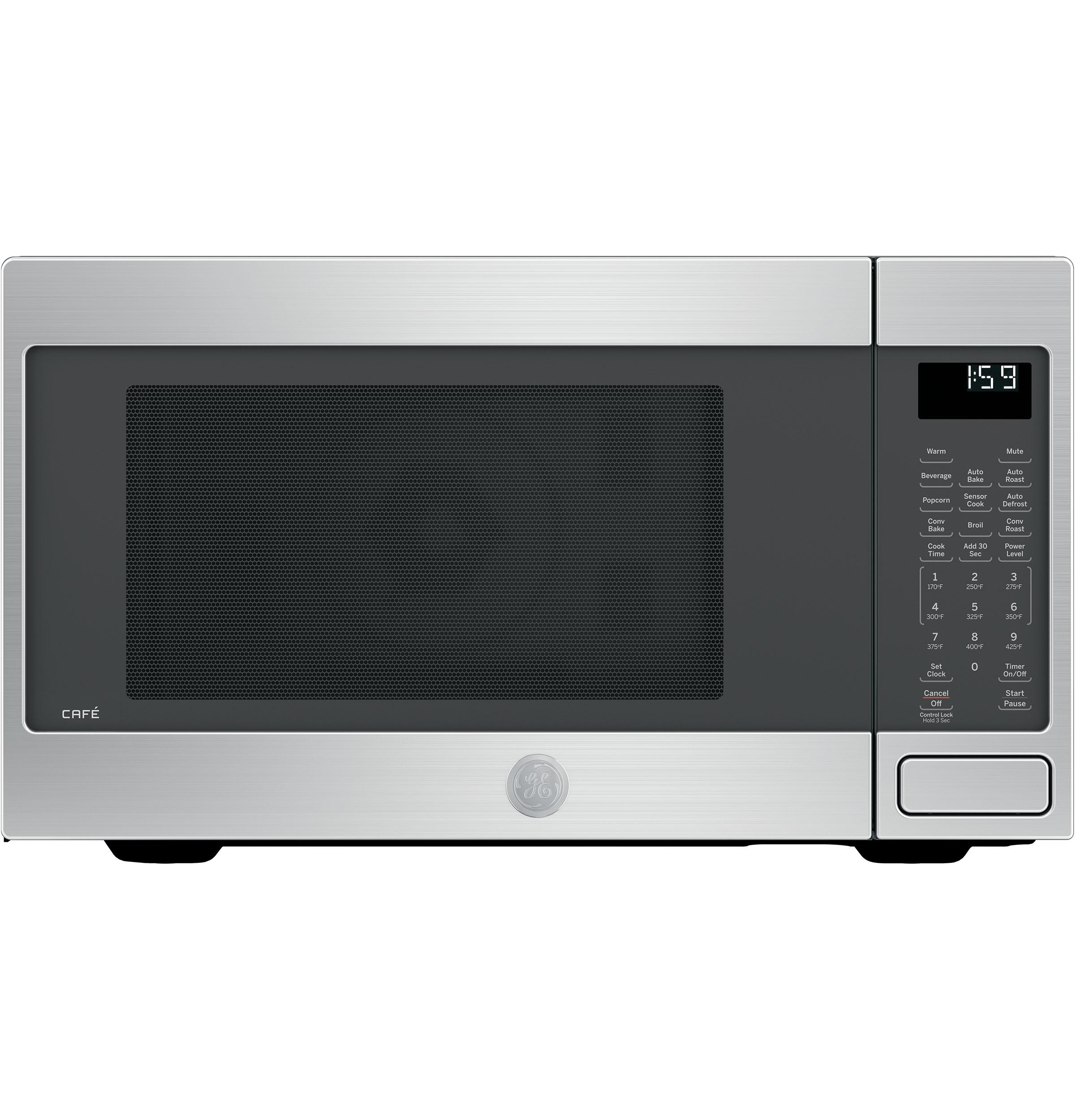 GE Café™ Series 1.5 Cu. Ft. Countertop Convection/Microwave Oven
