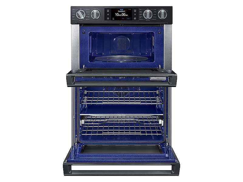"""30"""" Microwave Combination Wall Oven with Flex Duo™"""