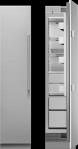 "Model: DRZ24980RAP | Dacor 24"" Freezer Column, Panel Ready, Right Hinge"