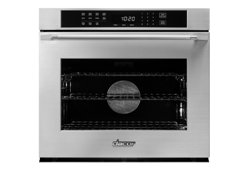 "Dacor Professional  30"" Single Wall Oven  with Pro Style Handle"