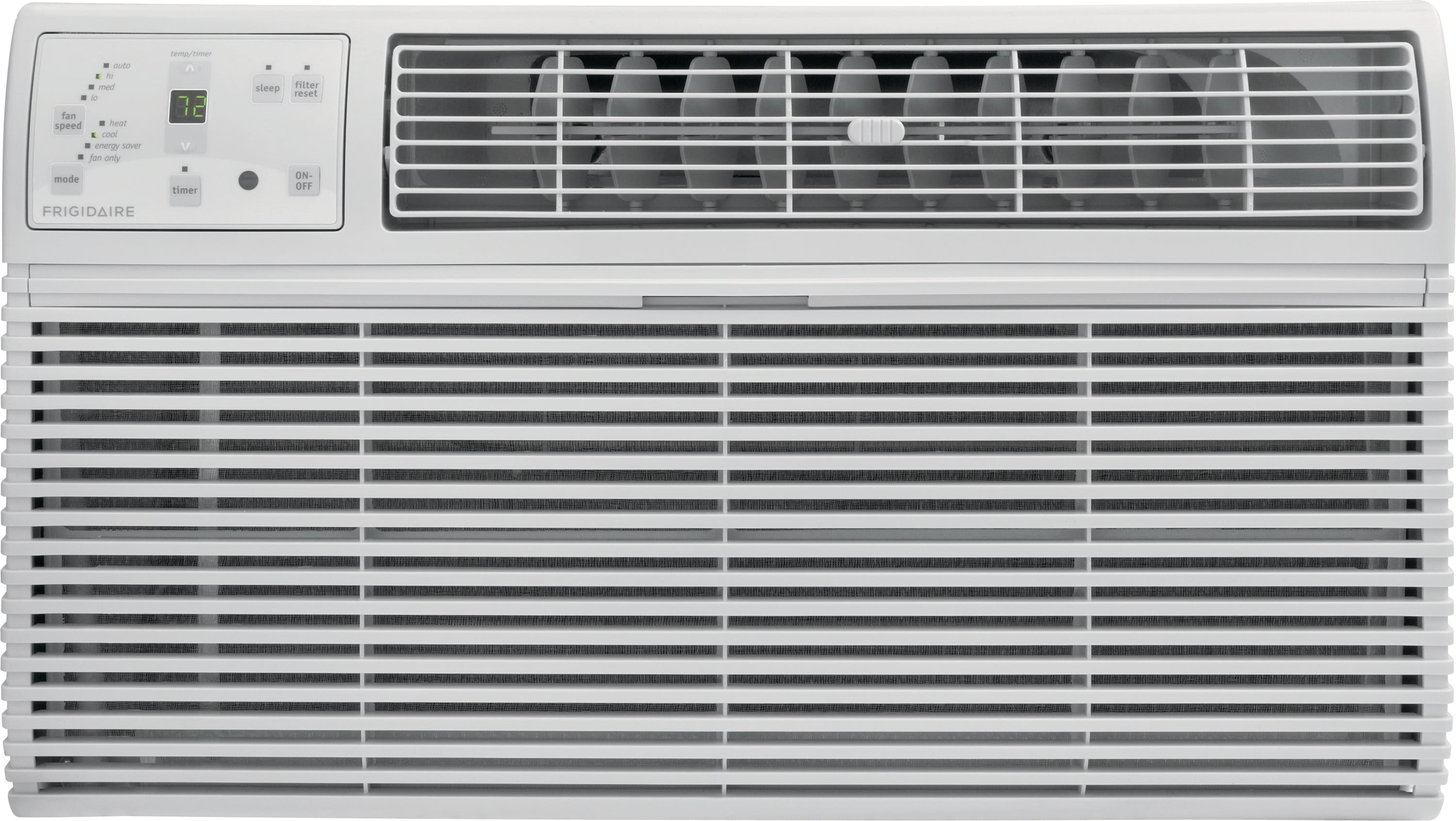 14,000 BTU Built-In Room Air Conditioner with Supplemental Heat