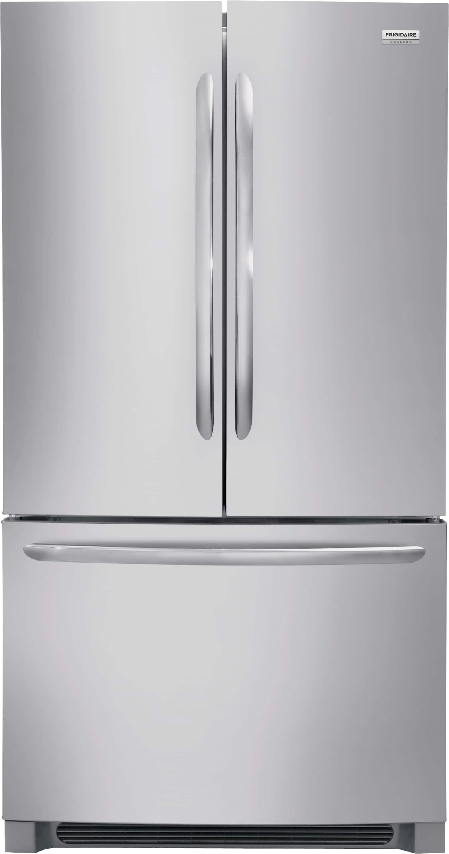 22.4 Cu. Ft. Counter-Depth French Door Refrigerator
