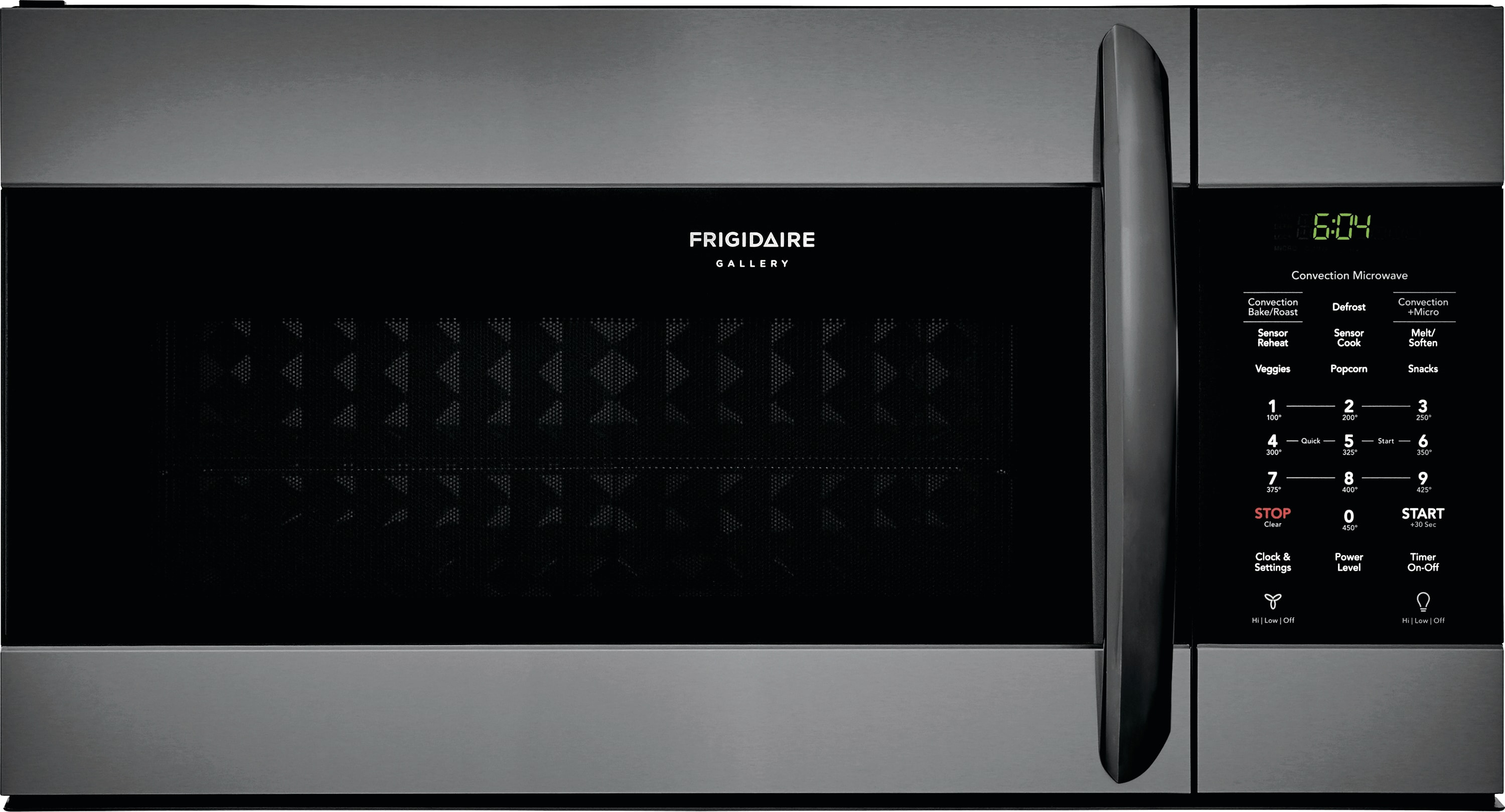 1.5 Cu. Ft. Over-The-Range Microwave with Convection