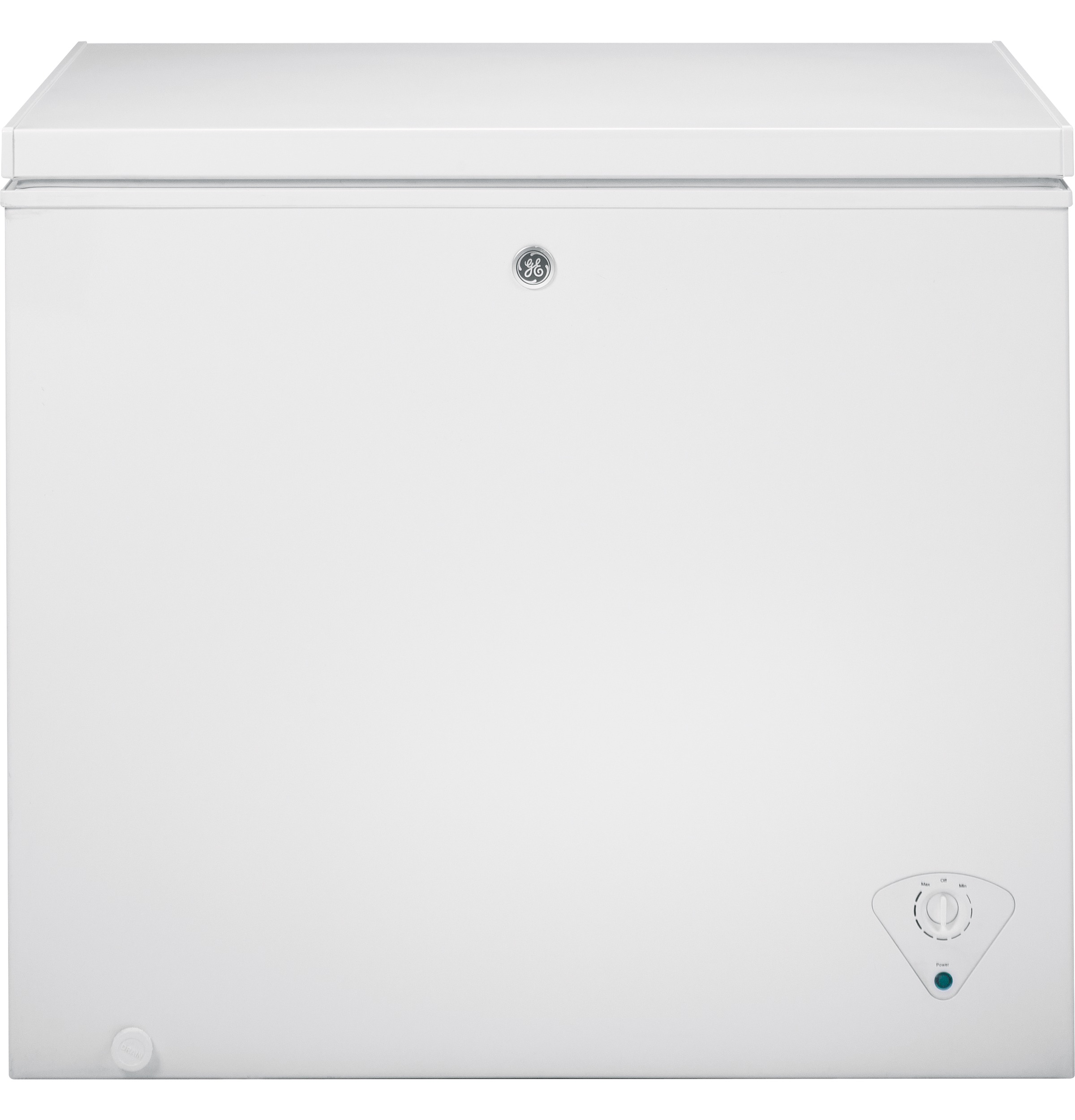 GE® 7.0 Cu. Ft. Manual Defrost Chest Freezer