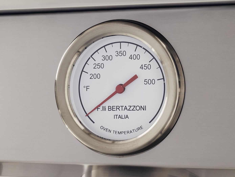 "Model: MAST365GASXELP | Bertazzoni 36"" Master Series range - Gas oven - 5 aluminum burners - LP version"