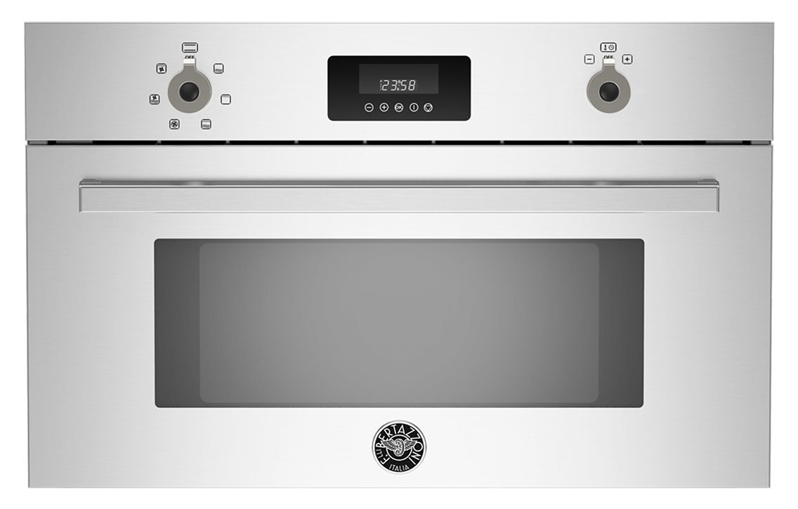 "Model: PROCS30X | Bertazzoni 30"" Convection Steam Oven"