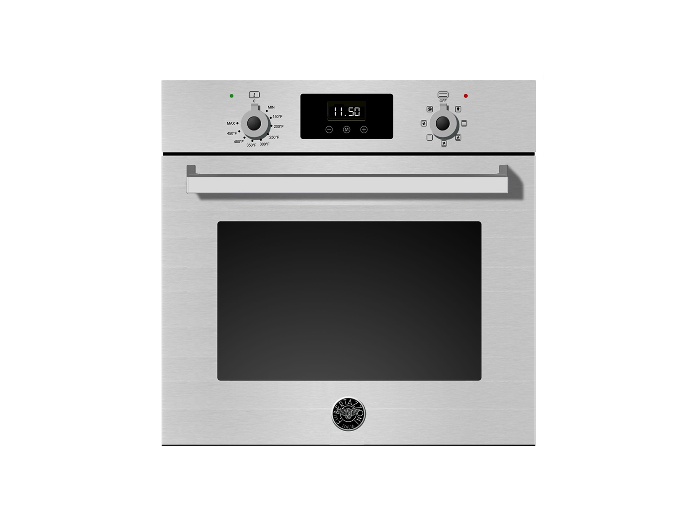 "Bertazzoni 24"" Single Convection Oven"