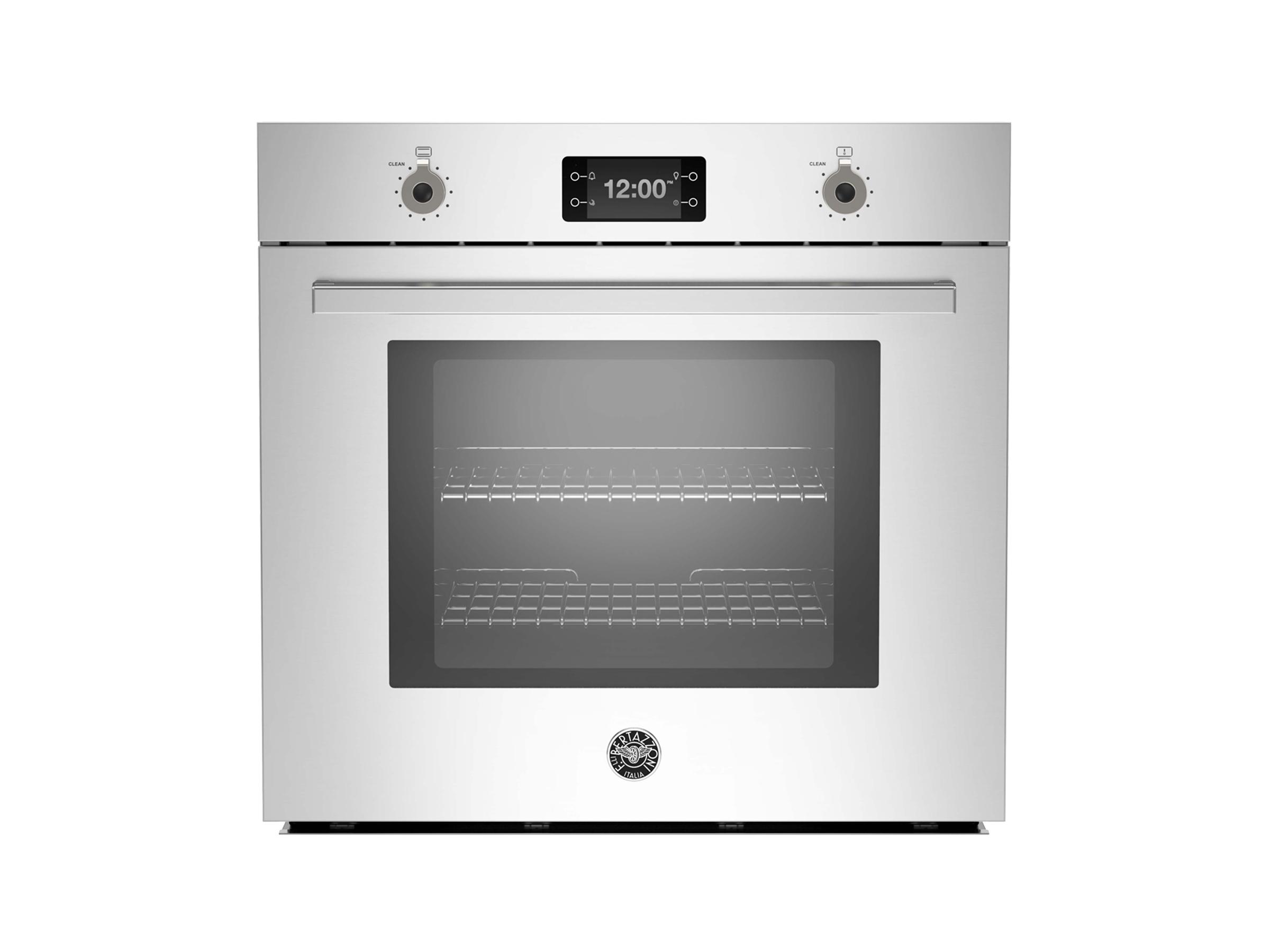 "Model: PROFS30XT | Bertazzoni 30"" Single Convection Oven Top Version"