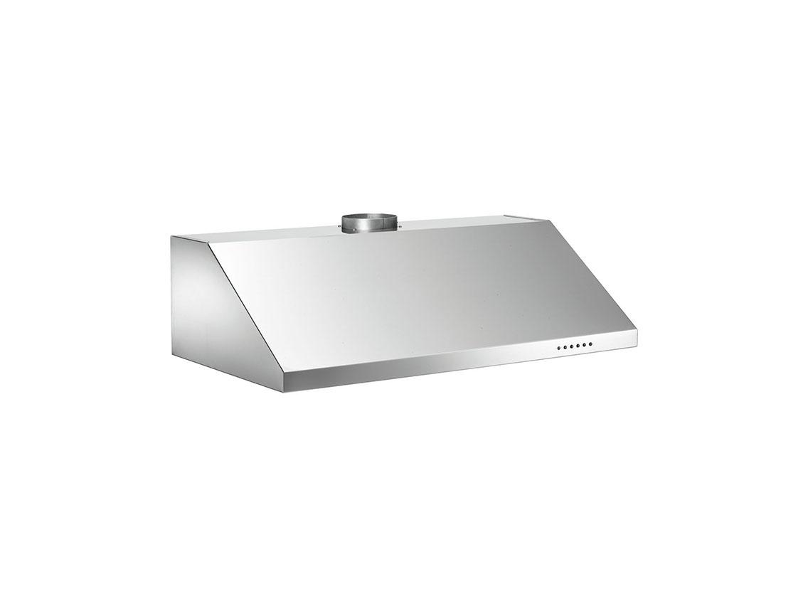 "Model: KU36PRO1X14 | Bertazzoni 36"" Canopy hood - 1 motor - 600 CFM"