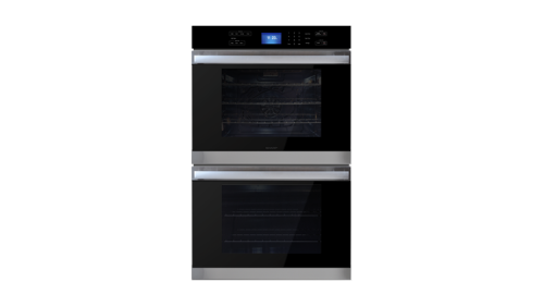 Sharp Appliances STAINLESS STEEL EUROPEAN CONVECTION BUILT-IN DOUBLE WALL OVEN