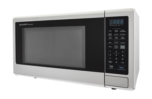 2.2 Cubic Foot Microwave Oven.  1200 Watts  of cooking power