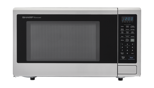 Sharp Appliances 2.2 cu. ft. 1200W Stainless Steel Countertop Microwave Oven