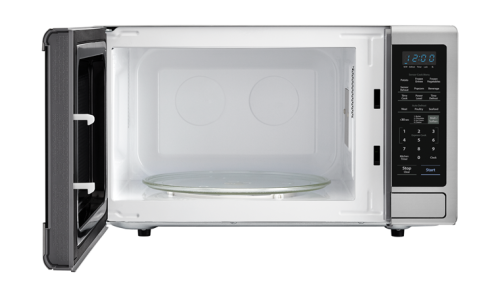 Model: SMC2242DS | Sharp Appliances 2.2 Cubic Foot Microwave Oven.  1200 Watts  of cooking power