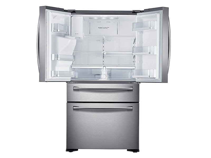 23 cu. ft. Counter Depth 4-Door Refrigerator with FlexZone™ Drawer