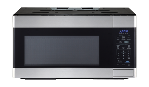 Sharp Appliances 1.8 CU. FT. 1100W OVER-THE-RANGE MICROWAVE OVEN