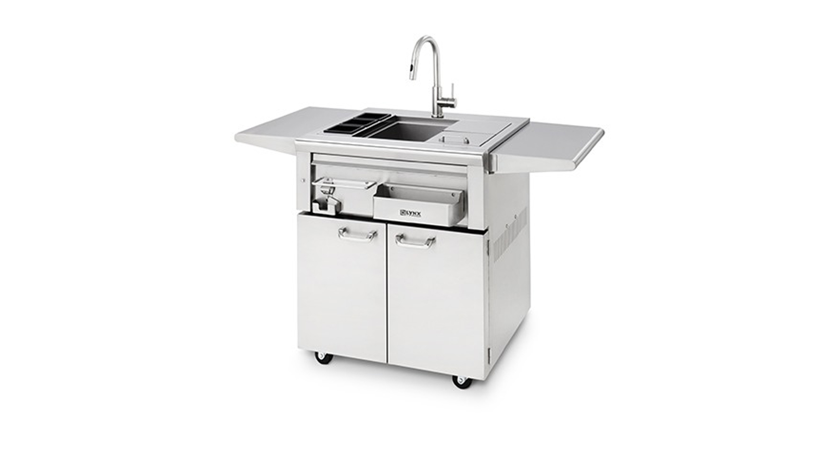 Professional Freestanding Cocktail Station (LCS30F)