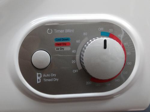 Model: D110J2P-IS | Avanti Compact 115 Volt  Clothes Dryer