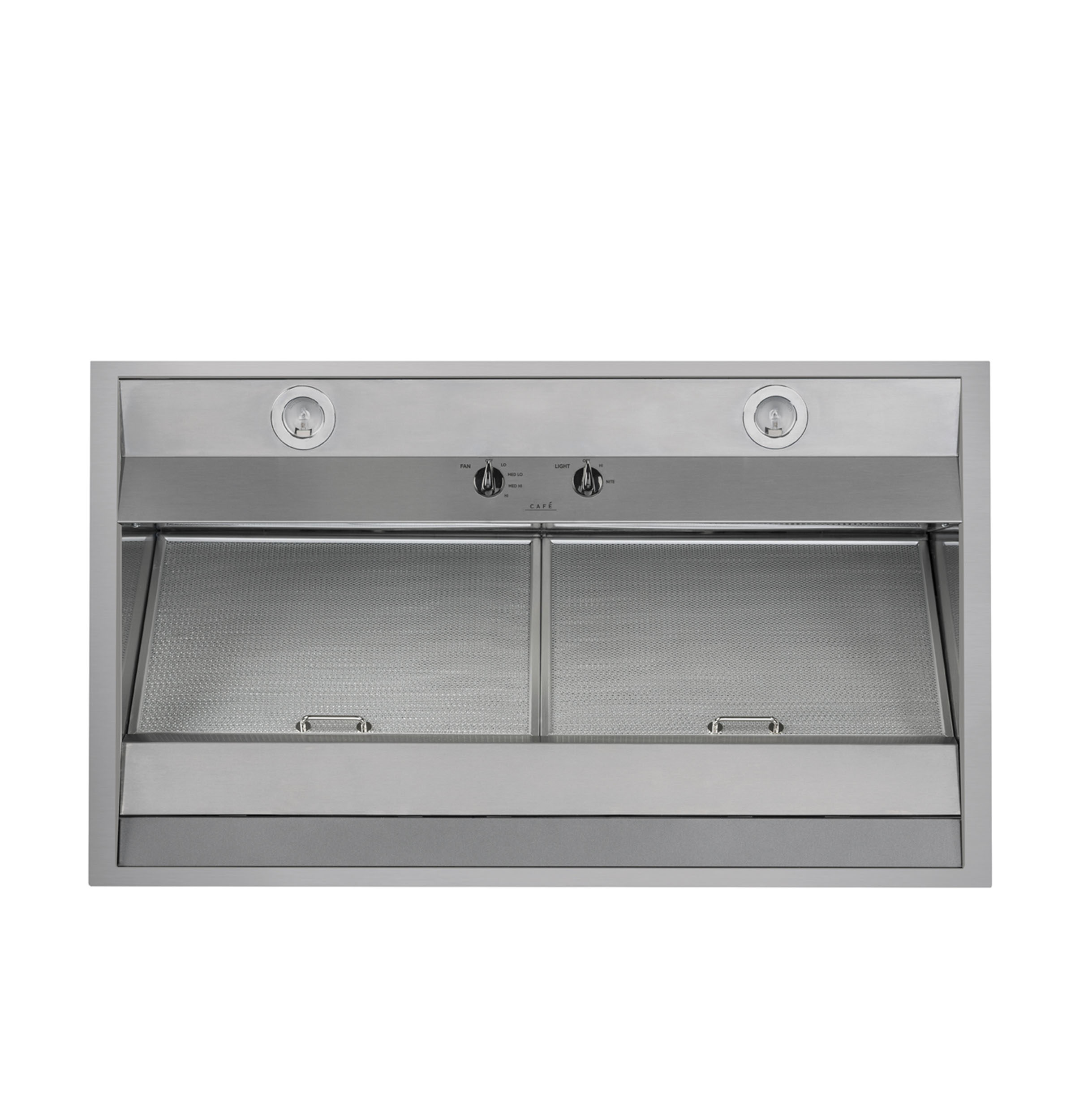 "Model: CVW93612MSS | Cafe Café™ 36"" Commercial-Style Hood"