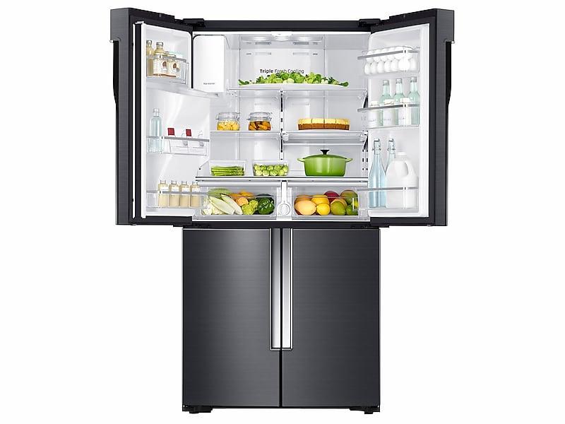 23 cu. ft. Counter Depth 4-Door Flex™  Refrigerator with FlexZone™