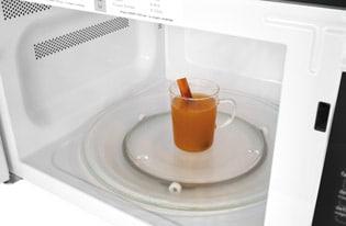 0.9 Cu. Ft. Countertop Microwave