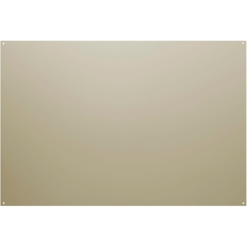 "Broan 24"" REVERSIBLE BACKSPLASH - WHITE/ALMOND"