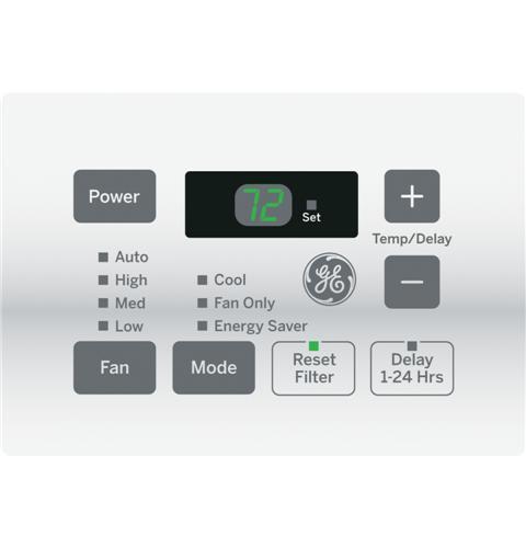 GE 10,000 Btu Room Air Conditioner