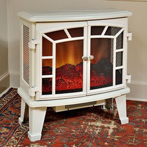 Duraflame Electric Fireplace Stove with Remote Contro