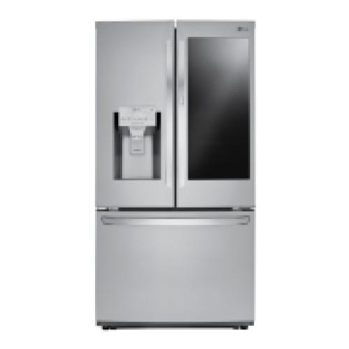 Model: LFXC22596S | LG 22 cu. ft. Smart wi-fi Enabled InstaView™ Door-in-Door®
