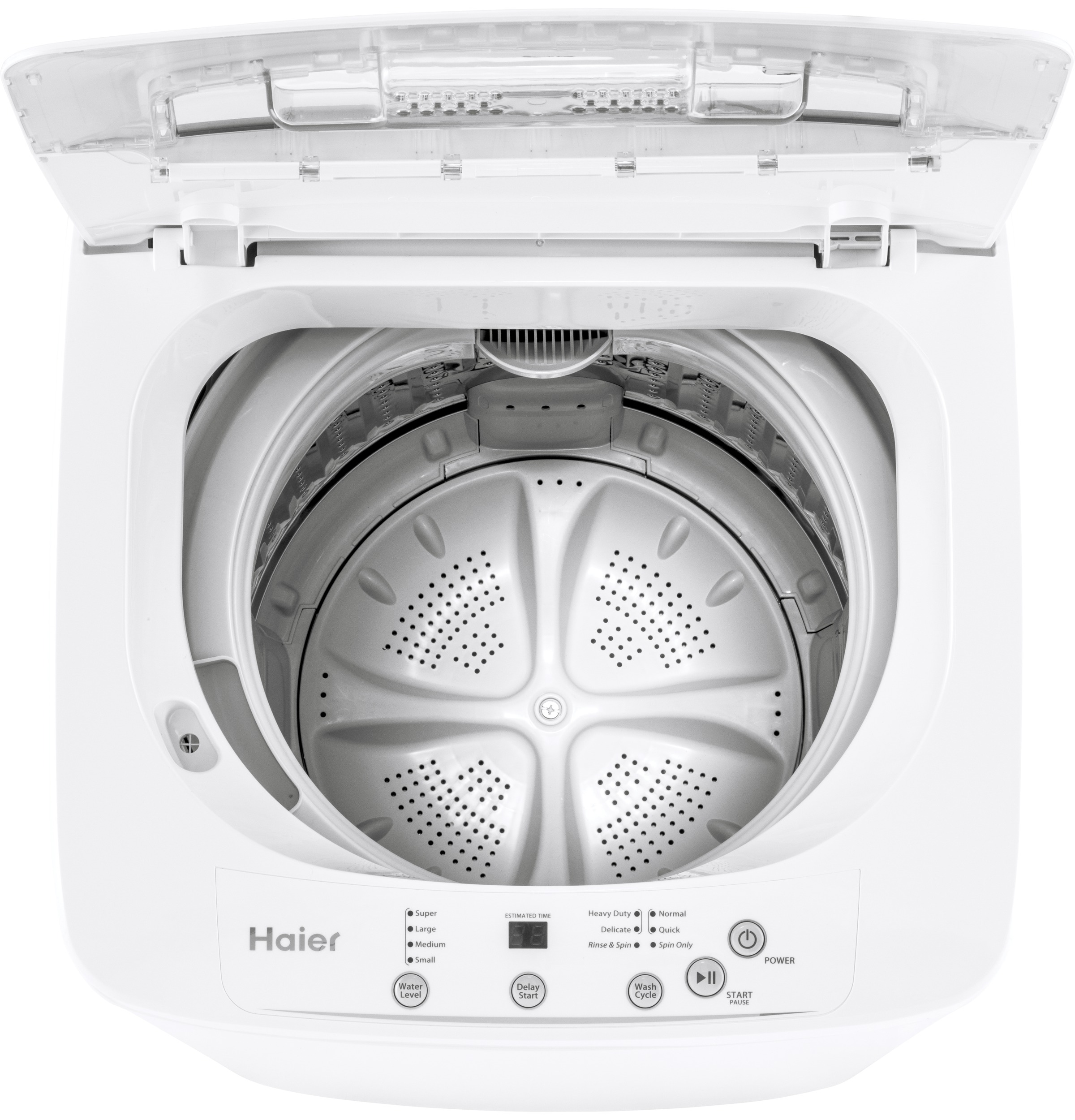 1.5 Cu. Ft. Portable Washer
