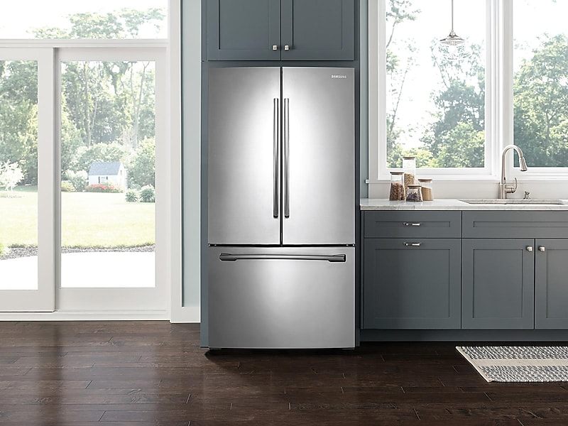 Model: 4RF260BEAESRWEB | Samsung 26 cu. ft. French Door with Filtered Ice Maker