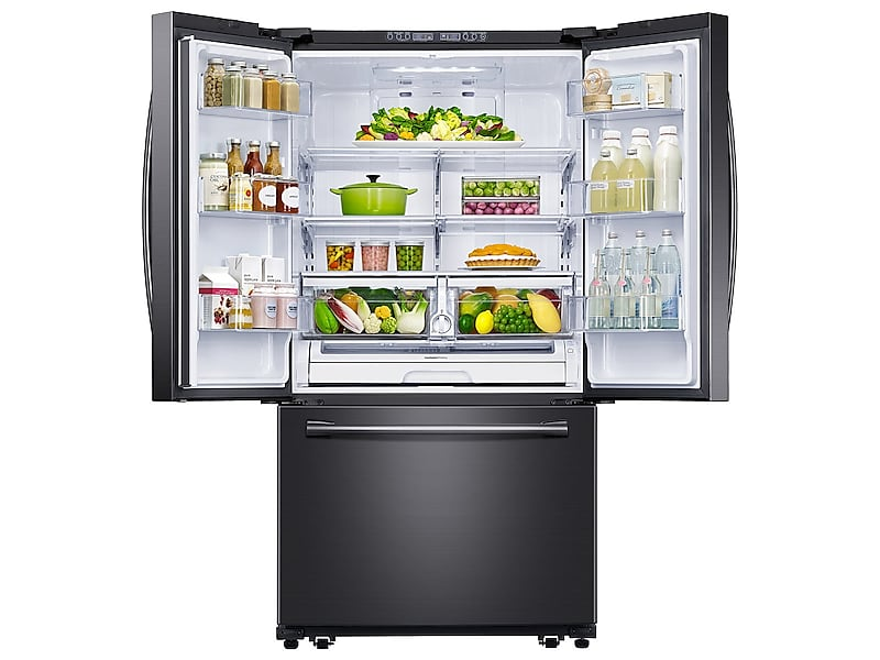 Model: 3RF260BEAESGWEB | Samsung 26 cu. ft. French Door with Filtered Ice Maker